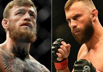 Президент UFC: Поєдинку Макгрегор - Серроне не буде