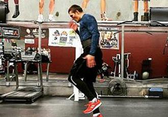 Кадр Дня: Бігові тренування Усика