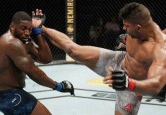 UFC Fight Night 172. Оверім переміг Харріса, Барбоза програв