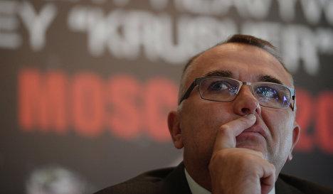 Менеджер Гвоздика: Ми не збираємося втрачати можливість битися за титул