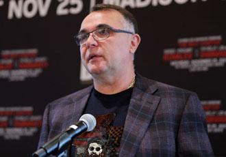 Клімас: Ломаченко важко тренується, щоб побити цих монстрів
