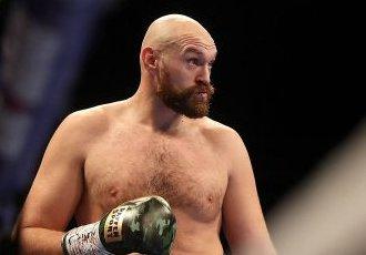 Чемпіон світу за версією WBC в суперважкій вазі Та...