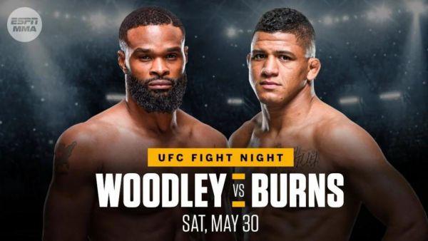 UFC за закритими дверима: зважування Вудлі та Бьорнза (ВІДЕО)