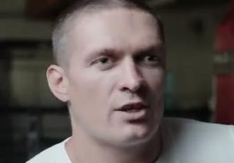 Усик підняв 40-кілограмову гирю після танцю (ВІДЕО)
