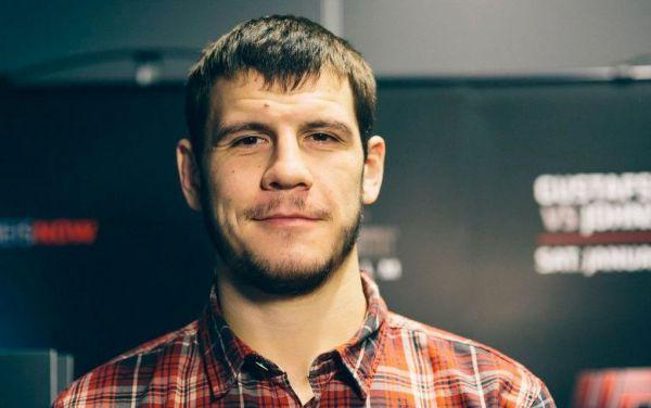 Микита Крилов повертається в UFС