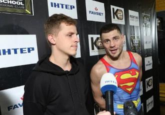 Боксерський тренер Єгор Голуб каже, що в черзі на ...