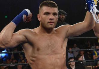 Дерев'янченко показав швидкість роботи рук перед бою з Джейкобсом (ВІДЕО)