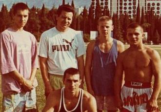 Ретро. Кличко, Дзиндзирук та Нужненко на зборах в Алушті-94 (ФОТО)