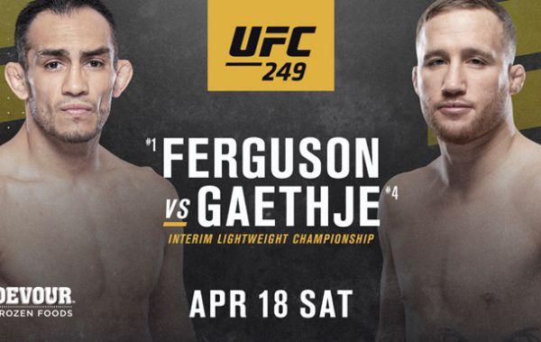 ЗМІ: UFC 249 пройде не на острові, а в індіанській резервації