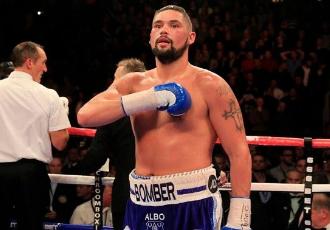 Белью: Усик кращий боксер в світі