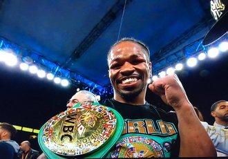 Портер залишився чемпіоном WBC роздільним рішенням суддів