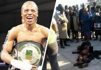 Колишнього боксера забили камінням до смерті