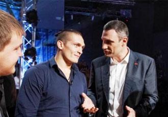 Усика та братів Кличків звинувачують в несплаті податків на 100 млн гривень