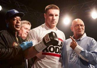 Соколовський: Сіренко входить в топ-100 кращих боксерів світу