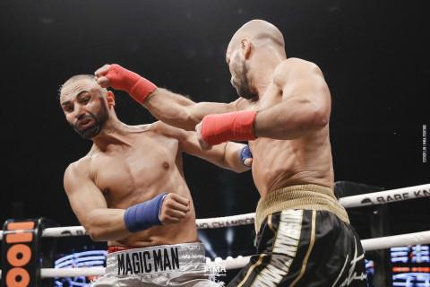 Маліньяджі погодився провести реванш з Лобовим за правилами боксу