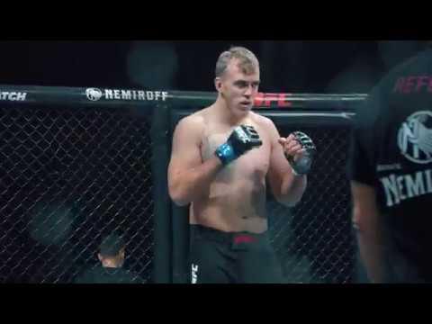 Співак потрапив до топ-15 рейтингу важковаговиків UFC