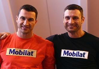 Володимир Кличко: Нас із братом вмовляли побитись