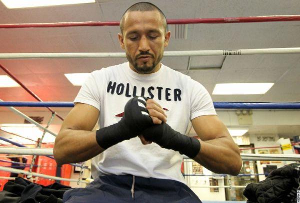 Салідо битиметься з Міурою 17 грудня