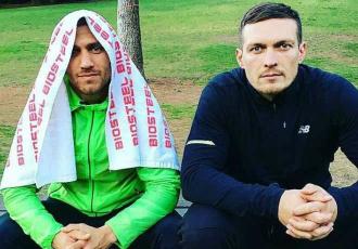 BoxingScene: Ломаченко та Усик - у топ-5 боксерів світу