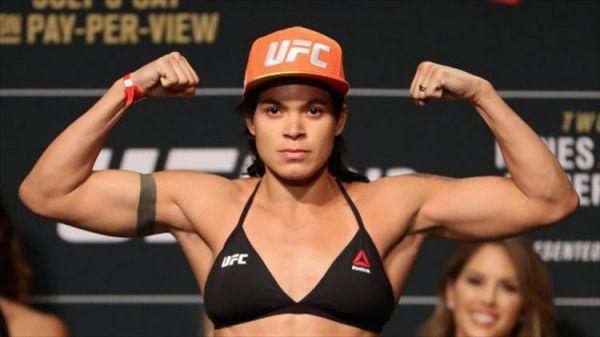Аманда Нуньєс може провести бій за правилами боксу