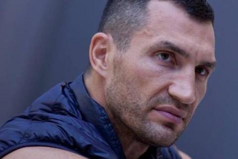 Що сказав Кличко після поразки в бою з Джошуа