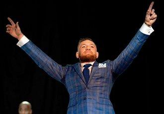 Колишній чемпіон UFC Конор Макгрегор відповів на з...