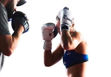 Ронда Роузі продовжує піідготовку до бою з Нуньєш (ФОТО)