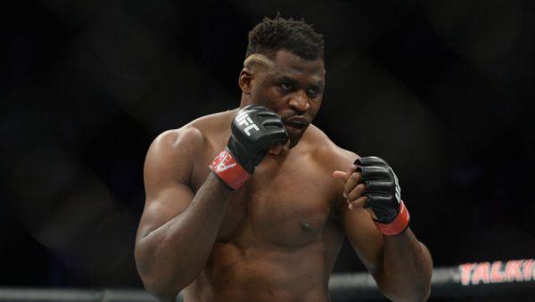 Нганну: Сподіваюсь, UFC побачить, що мені необхідно знову дати титульний бій