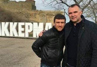 Менеджер українських боксерів Василя Ломаченка (10...
