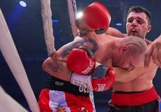 Як Радченко відправив в нокдаун екс-чемпіона світу (ВІДЕО)