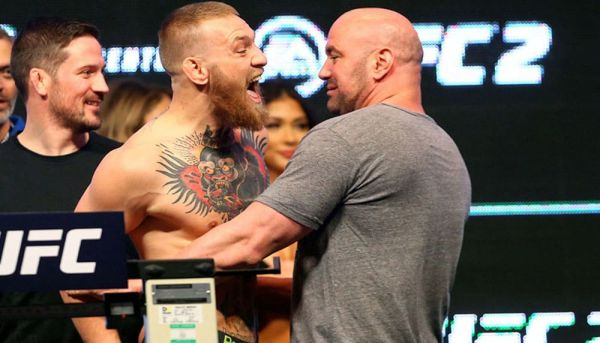 Вайт розповів про майбутнє Конора МакГрегора в UFC