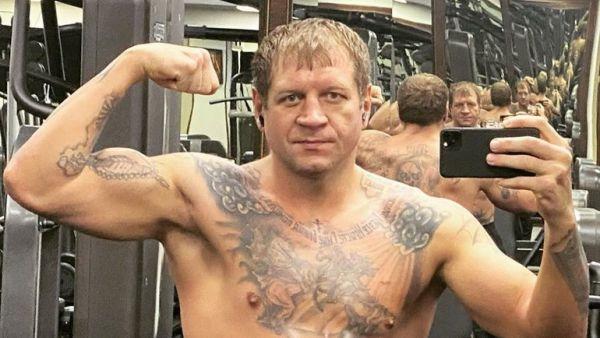 Ємельяненко: Хабіба не можна назвати найбільшим бійцем UFC