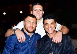 Ломаченко назвав трійку найкращих боксерів світу