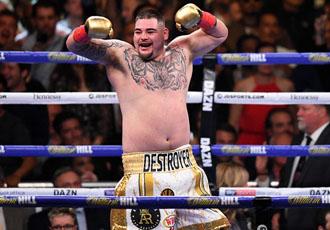 Руїс: Це один із найбільш шокуючих апсетів у історії боксу