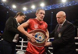 Малиновський вийде на бій за звання тимчасового чемпіона світу