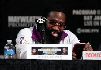 Бронер: Я не в захваті від боксу Пакьяо