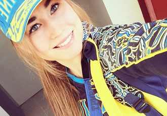 Красуня Тижня: Валерія Манчак - хокеїстка, каратистка, боксерка і просто розумниця