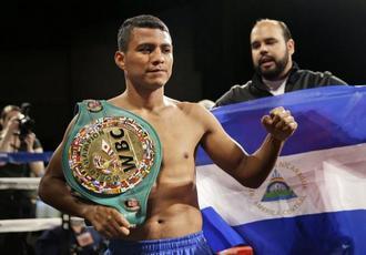Нікарагуанець Гонсалес заволодів поясом WBC