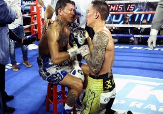 Мексиканський екс-чемпіона світу за версією WBC у ...