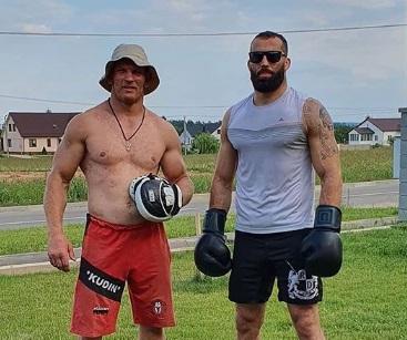 Долідзе згадав табір в Білорусі: Кудін прийняв мене як брат і був завжди поруч