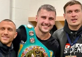 Український чемпіон світу: Якби не Ломаченко та Усик, я міг піти з боксу
