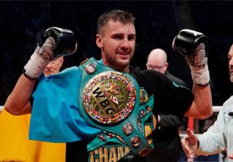 Гвоздик обсипав компліментами російського боксера