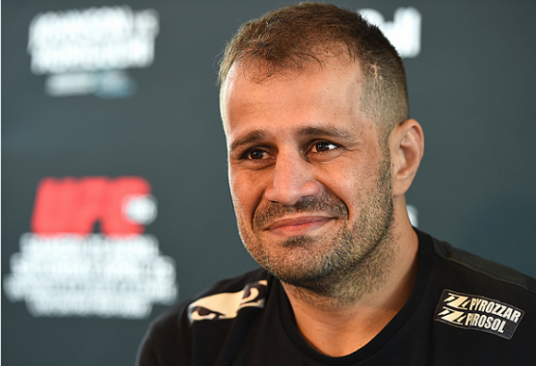 Боєць ММА викликав на боксерський поєдинок Дениса Лєбєдєва