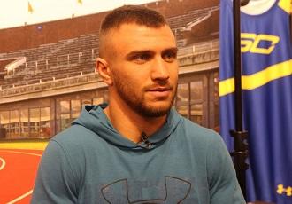 Ломаченко: Бачив відео, де Салідо 40 разів вдарив мене нижче пояса