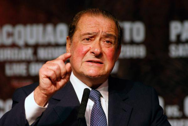 Арум: Є три претенденти на бій проти Ломаченка