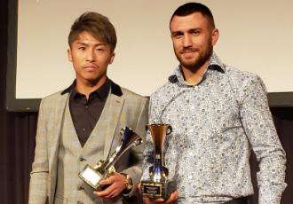 Ломаченко - боксер року за версією WBO (+ВІДЕО)