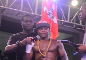 Догбо переміг Хуареса і здобув титул тимчасового чемпіона WBO