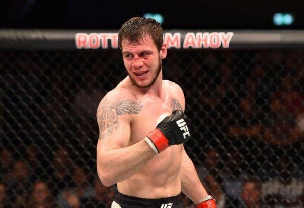 Крилов час веде переговори про повернення в UFC