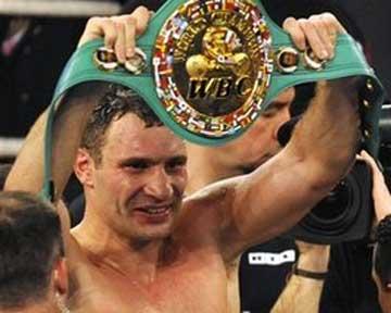 Кличко відвідає відвідає 54-й з'їзд WBC