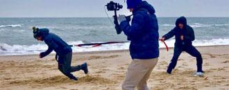 Ломаченко готується до бою поблизу моря та власного готелю (ФОТО)